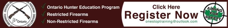 Firearms Training / Hunter Education